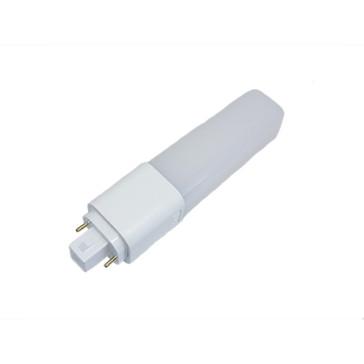 PL LED rør - G24 2 pin - 7 watt (13W)