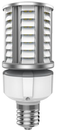 E40 - 27 watt corn light Plus 6.000 Kelvin