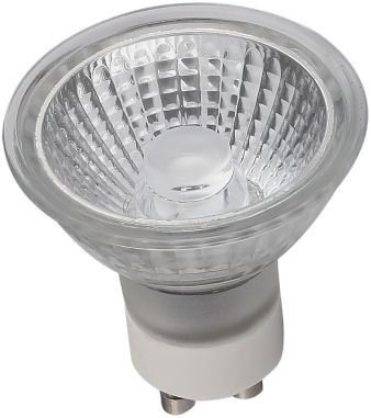 Image of   GU10 LED pære i glas - Ra 90 - 6 watt (50W)