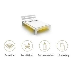 Bedlight 2 stk. 120 cm LED bånd og 2 bevægelsessensorer
