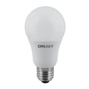 Civilight LED pære - E27 - Ra97 - 810lm(60 watt)