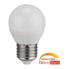 Dæmpbar Civilight LED pære - E27 - Ra 97 - 7 watt (40W)