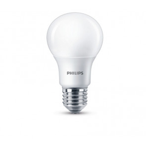 Dæmpbar Philips LED pære - E27 - 9,5 watt (60W)