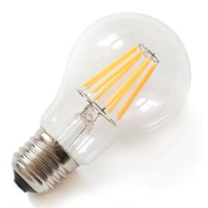 Dæmpbar LED pære - E27 - 8 watt (60W)