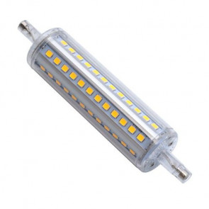 R7S LED 10 watt 118x22 mm