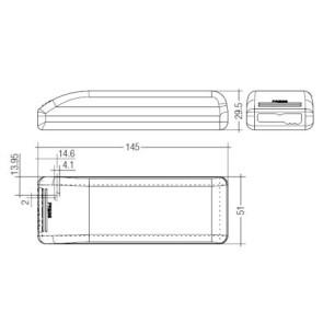 Tridonic dæmpbar LED driver 8 til 25 watt