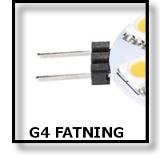 LED G4 FATNING