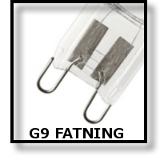 LED G9 FATNING