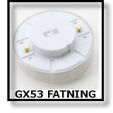 LED GX53 FATNING